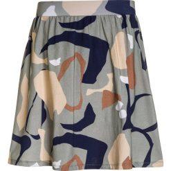Mainio GIRLS SKIRT Spódnica trapezowa olive. Zielone spódniczki dziewczęce Mainio, z bawełny. Za 159,00 zł.