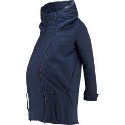 MAMALICIOUS NEW TIKKA Płaszcz zimowy navy blazer. Niebieskie płaszcze damskie zimowe MAMALICIOUS, l, z bawełny. Za 569,00 zł.
