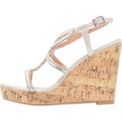 Sandały damskie: New Look PEDI Sandały na obcasie silver