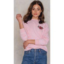 Bluzy rozpinane damskie: Moves Bluza Jalie 0068 - Pink