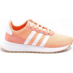 Adidas Originals - Buty FLB_ Runner. Szare buty sportowe damskie marki adidas Originals, z gumy. W wyprzedaży za 269,90 zł.