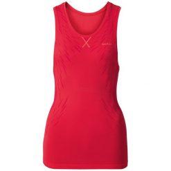 Podkoszulki damskie: Odlo Koszulka damska Evolution Light Blackcomb czerwona r. S