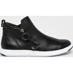 Caprice - Buty. Szare buty sportowe damskie marki adidas Originals, z gumy. Za 299,90 zł.