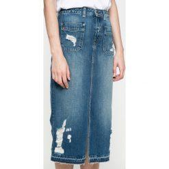 Spódniczki dzianinowe: Hilfiger Denim – Spódnica