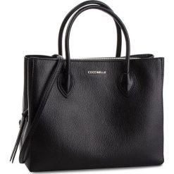 Torebka COCCINELLE - CG5 Farisa E1 CG5 18 01 01 Noir 001. Czarne torebki klasyczne damskie Coccinelle, ze skóry. Za 1499,90 zł.
