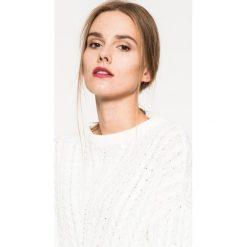 Medicine - Sweter Grey Earth. Szare swetry klasyczne damskie marki MEDICINE, l, z bawełny. W wyprzedaży za 63,90 zł.