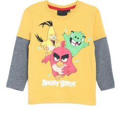 Żółta Koszulka Get Plate. Żółte t-shirty chłopięce Born2be. Za 19,99 zł.