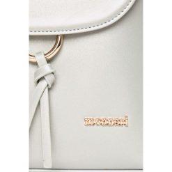 Monnari - Torebka. Szare torebki klasyczne damskie marki Monnari, z materiału, średnie. W wyprzedaży za 119,90 zł.
