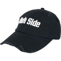 Star Wars Dark Side Czapka baseballowa czarny. Czarne czapki z daszkiem damskie Star Wars, z aplikacjami. Za 79,90 zł.