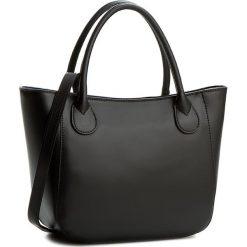 Torebka CREOLE - K10244 Czarny. Czarne torebki klasyczne damskie Creole, ze skóry, duże. W wyprzedaży za 169,00 zł.