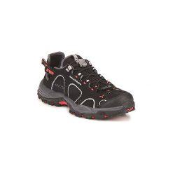 Sandały sportowe Salomon  TECHAMPHIB 3 W. Czarne sandały damskie marki Salomon, z gore-texu, na sznurówki, outdoorowe, gore-tex. Za 239,40 zł.