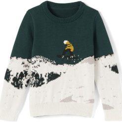 Odzież chłopięca: Sweter na Boże Narodzenie 3-12 lat