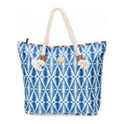 Rip Curl Torebka Damska Niebieski Beach Bazaar. Niebieskie torebki klasyczne damskie Rip Curl. Za 197,00 zł.