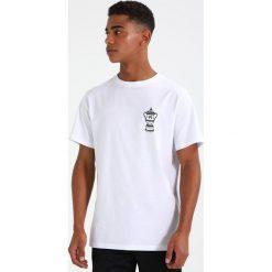 T-shirty męskie z nadrukiem: Soulland SOULLAND Tshirt z nadrukiem white
