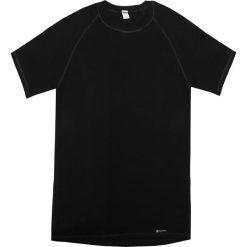Podkoszulka 103r czarny. Czarne podkoszulki męskie marki Recman, m, z bawełny, z krótkim rękawem. Za 52,00 zł.