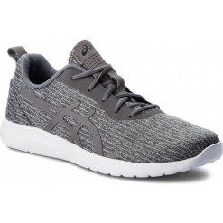Buty ASICS - Kanmei 2 1021A011  Carbon/Carbon 020. Szare buty sportowe męskie marki Asics, trekkingowe. W wyprzedaży za 189,00 zł.