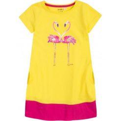 Sukienki dziewczęce z falbanami: Sukienka trapezowa dla dziewczynki 9-13 lat