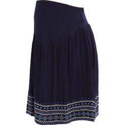 Spódniczki trapezowe: JoJo Maman Bébé Spódnica trapezowa navy blue