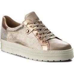 Sneakersy CAPRICE - 9-23700-20 Rosego Rep Com 987. Czerwone sneakersy damskie Caprice, ze skóry ekologicznej. W wyprzedaży za 209,00 zł.