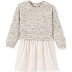 Sukienki dziewczęce: Sukienka z moltonu i tiulu 3-12 lat