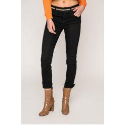 Liu Jo - Jeansy. Czarne jeansy damskie rurki marki Liu Jo. Za 799,90 zł.