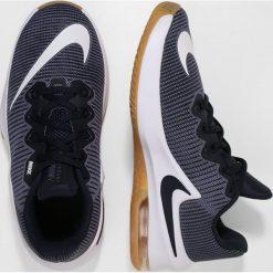 Nike Performance AIR MAX INFURIATE II  Obuwie do koszykówki light carbon/white/dark obsidian. Szare buty sportowe męskie Nike Performance, z materiału. Za 269,00 zł.