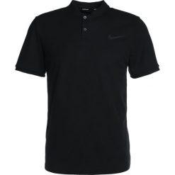 Koszulki polo: Nike Performance SOLID Koszulka sportowa black/black/black