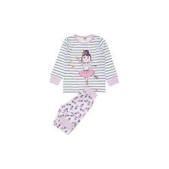 Piżama dziewczęca we wzory. Szare bielizna dziewczęca TXM. Za 24,99 zł.