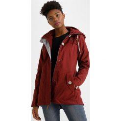 Odzież damska: Ragwear LIKE YOU Parka chili red