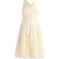 Sukienki hiszpanki: Dorothy Perkins Petite DAISY Sukienka letnia yellow