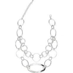 Łańcuszki damskie: Łańcuszek bonprix srebrny kolor