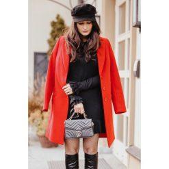 Płaszcze damskie: Klasyczny płaszcz dyplomatka pla037