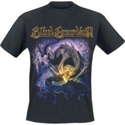 Blind Guardian Battalions Of Fear T-Shirt czarny. Czarne t-shirty męskie z nadrukiem marki Blind Guardian, m. Za 79,90 zł.