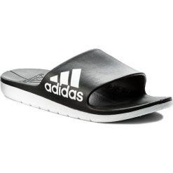 Klapki adidas - Aqualette Cf CM7928  Cblack/Ftwwht/Ftwwht. Czarne chodaki męskie Adidas, z tworzywa sztucznego. W wyprzedaży za 109,00 zł.