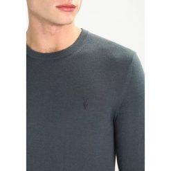 Swetry klasyczne męskie: AllSaints MODE CREW Sweter flint green