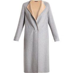 Płaszcze damskie pastelowe: Sisley Płaszcz wełniany /Płaszcz klasyczny grey