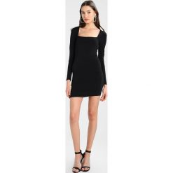 Sukienki hiszpanki: Ivyrevel ROSEAU DRESS Sukienka etui black