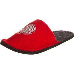 Kapcie damskie: Kapcie w kolorze czerwonym