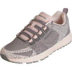 """Buty sportowe damskie: Buty sportowe """"Lauren"""" w kolorze szaro-jasnoróżowym"""
