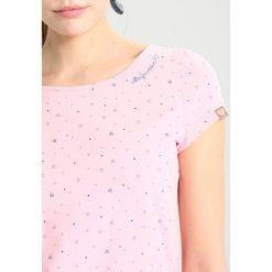 Odzież damska: Ragwear MINT HEARTS Tshirt z nadrukiem pink
