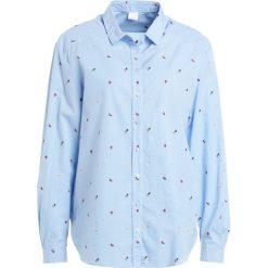 Koszule wiązane damskie: BOSS CASUAL EMAI Koszula open blue