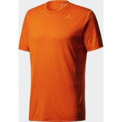 Koszulki sportowe męskie: Adidas Koszulka biegowa Supernova Tee M Pomarańcza r. L – (BQ7261)