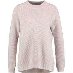 Swetry klasyczne damskie: JDY JDYPETRA METALLIC Sweter peach whip