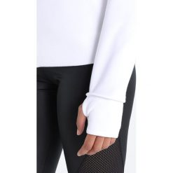 Bluzy męskie: adidas Performance Bluza rozpinana white