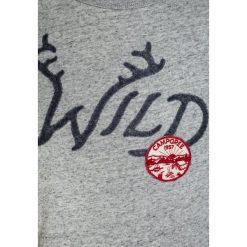 American Outfitters CNECK WILD Bluza  heather oxford. Szare bluzy chłopięce marki American Outfitters, z bawełny. W wyprzedaży za 215,20 zł.