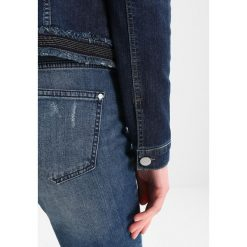 Bomberki damskie: comma Kurtka jeansowa blue denim