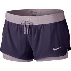Spodenki i szorty męskie: Nike Spodenki męskie Full Flex 2 in 1 2.0 Short  fioletowe r. L