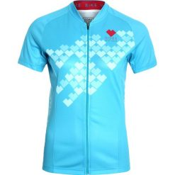 T-shirty damskie: Gore Bike Wear LADY DIGI HEART TRIKOT Tshirt z nadrukiem scuba blue
