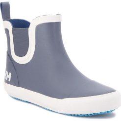 Buty zimowe damskie: Kalosze HELLY HANSEN – Emma 113-92.689 Vintage Indigo/Aqua Blue/Off White