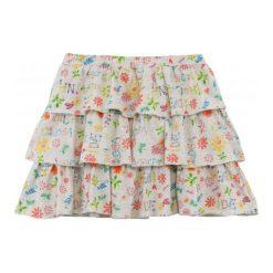Spódniczki dziewczęce z falbankami: Falbankowa spódnica dla dziewczynki